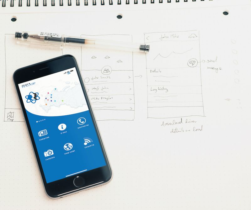 mockDrop_iPhone 6 - on table with sketch.jpg